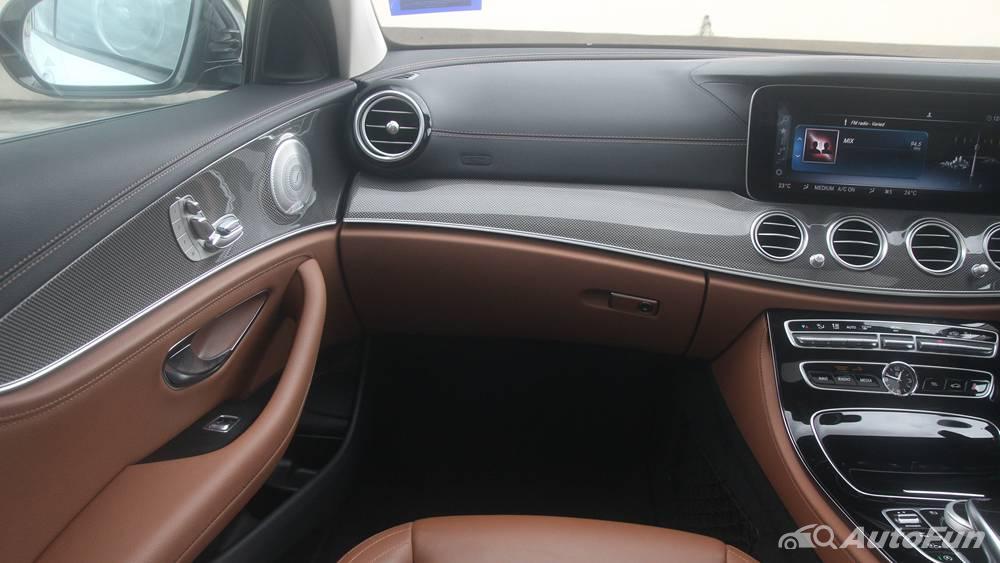 Mercedes-Benz E-Class 2019 Interior 070