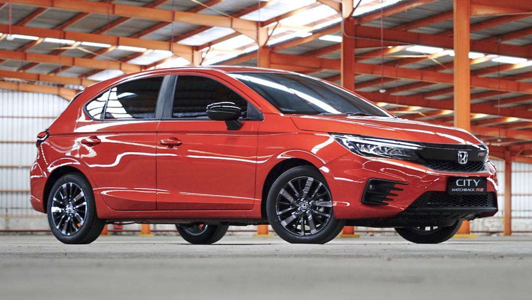 2021 Honda City Hatchback Exterior 003