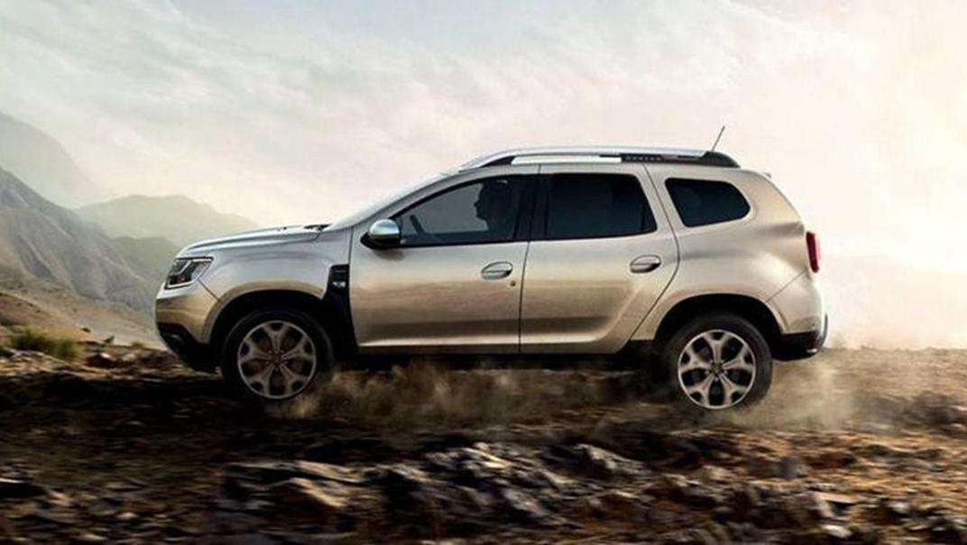 Renault Duster 2019 Exterior 012