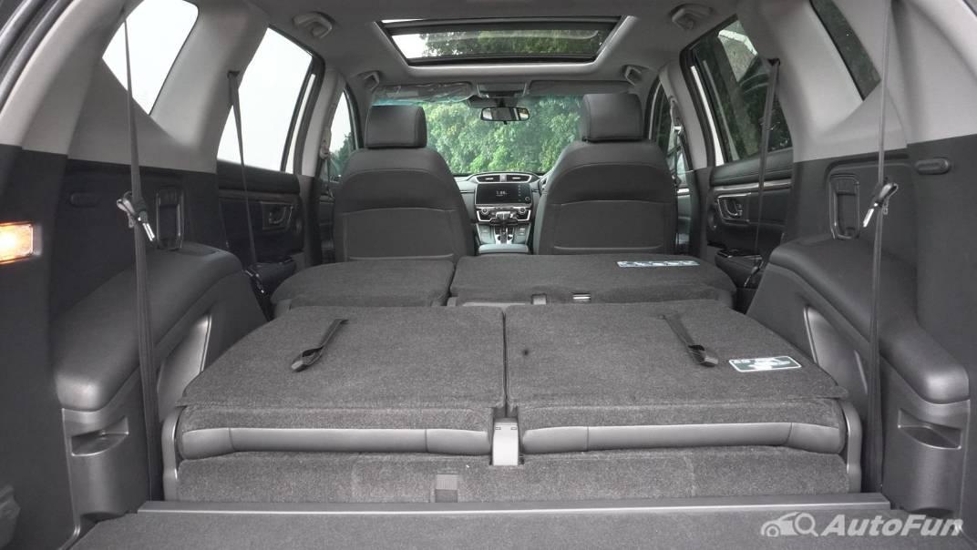 2021 Honda CR-V 1.5L Turbo Prestige Interior 016