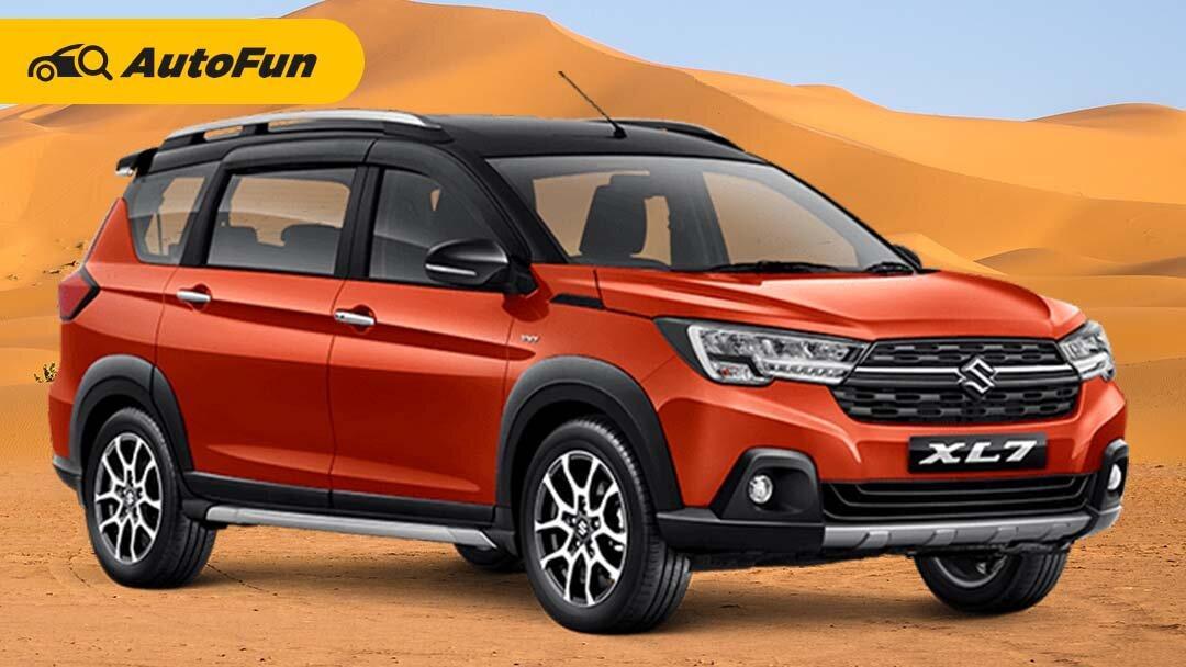Beli Suzuki XL7 Harus Inden 3 Bulan. Ini Harga Diskon PPnBM 50% Mulai Juni Mendatang 01