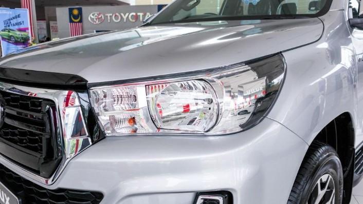 Toyota Hilux 2019 Exterior 009