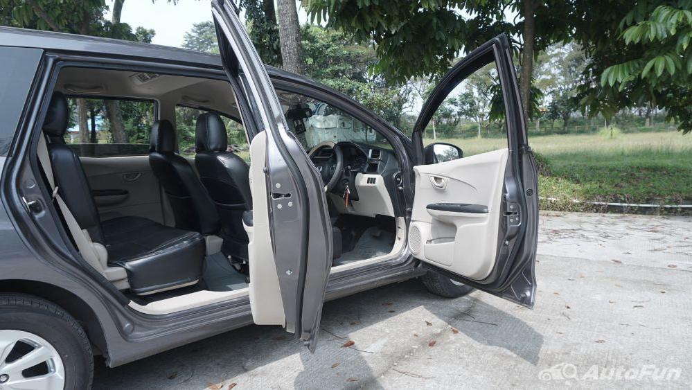 Honda Mobilio E CVT Interior 031