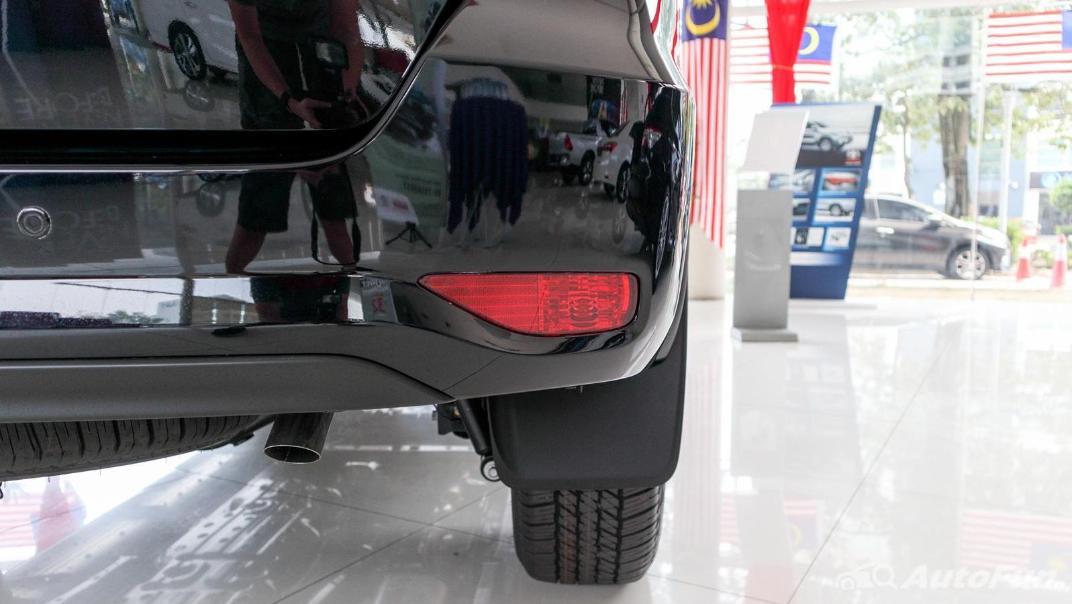Toyota Fortuner 2019 Exterior 021