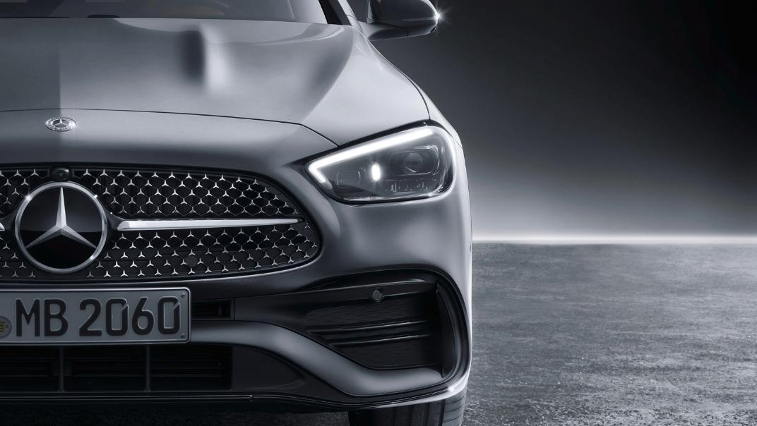 2021 Mercedes-Benz C-Class W206 Upcoming Version Exterior 011