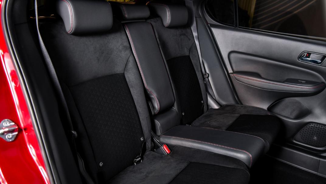 2021 Honda City Hatchback International Version Interior 007