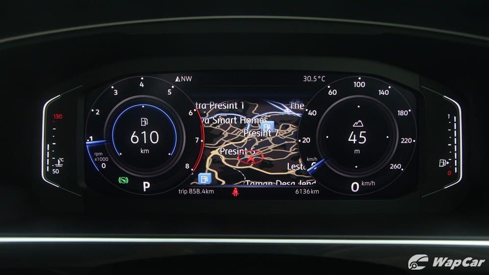Volkswagen Tiguan 2019 Interior 013