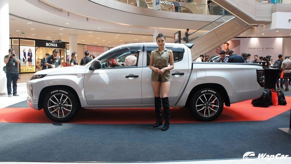 Mitsubishi Triton 2019 Exterior 005