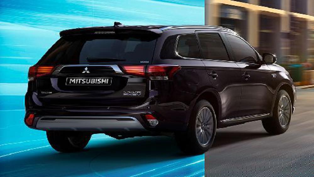Mitsubishi Outlander PHEV 2019 Exterior 002