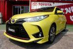 Absen di Honda City Hatchback, Apa Hebatnya Rem Cakram Roda Belakang Pada Toyota Yaris 2021?