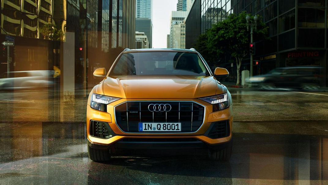 Audi Q8 2019 Exterior 001