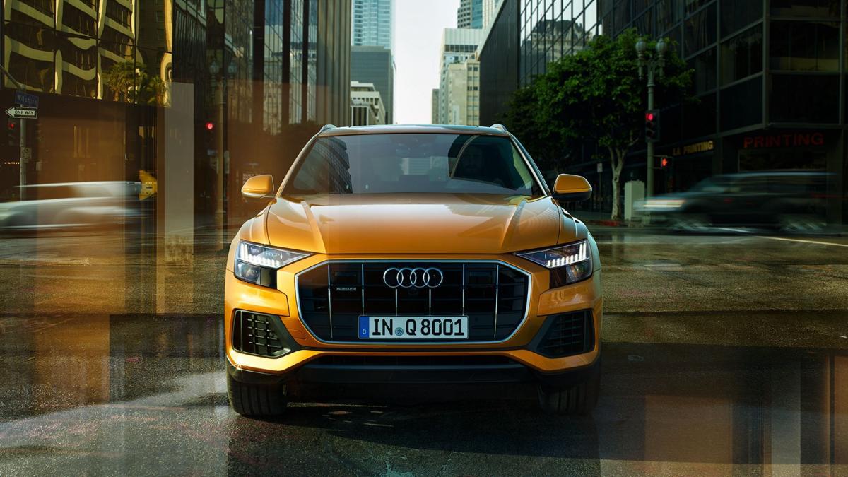 Overview Mobil: Pada 2020-2021 All New Audi Q8 harga terbarunya Rp2,460,000 - 2,460,000 01