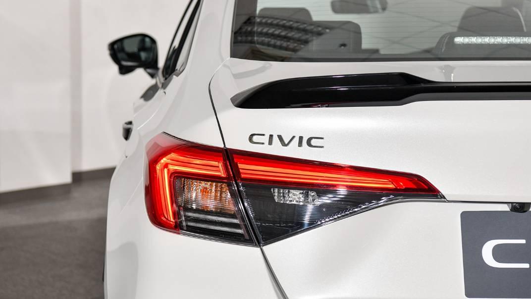 2022 Honda Civic Upcoming Version Exterior 030