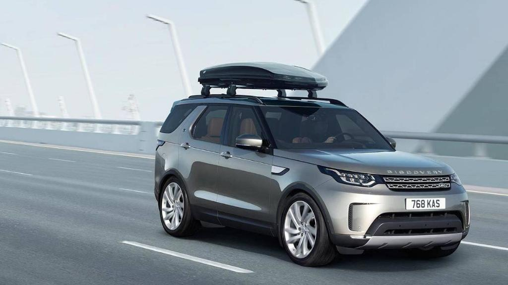 Land Rover Discovery 2019 Exterior 013