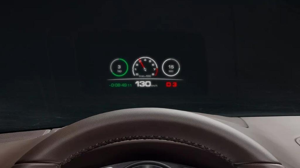 Porsche Cayenne 2019 Interior 006