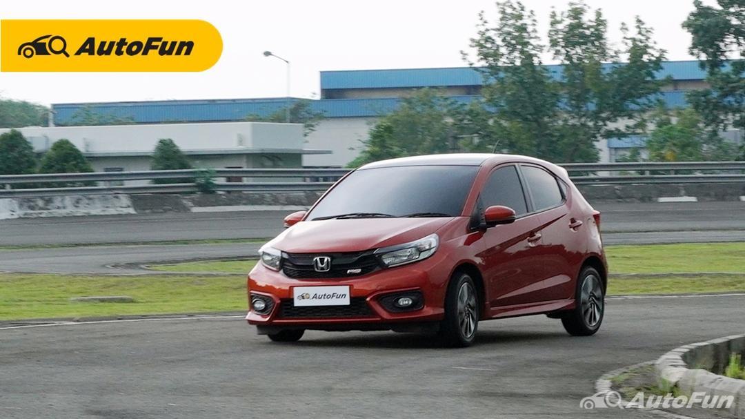 Uji Konsumsi Bahan Bakar Honda Brio RS: Tembus 20,8 km/liter Layaknya LCGC 01