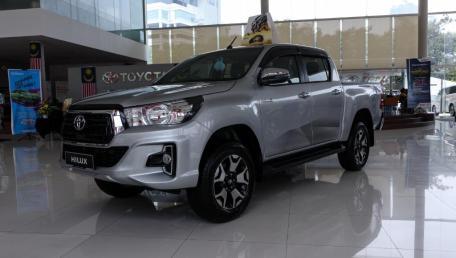 Toyota Hilux 2.4 DSL 4x4 M/T Daftar Harga, Gambar, Spesifikasi, Promo, FAQ, Review & Berita di Indonesia | Autofun