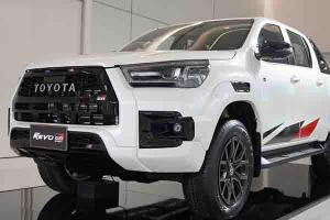 Toyota Hilux Revo GR Sport Meluncur di Thailand, Bukan Cuma Untuk Off-Road