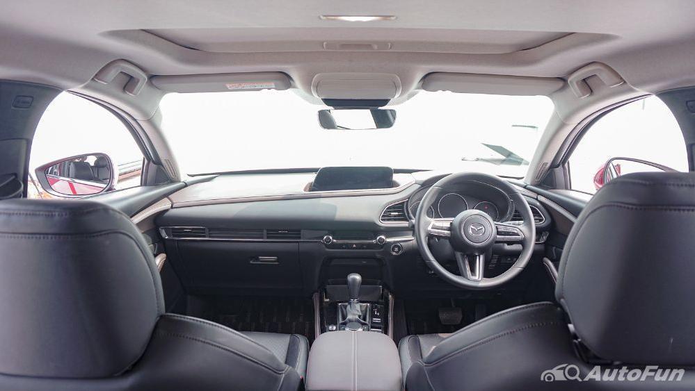 Mazda CX 30 GT Interior 002