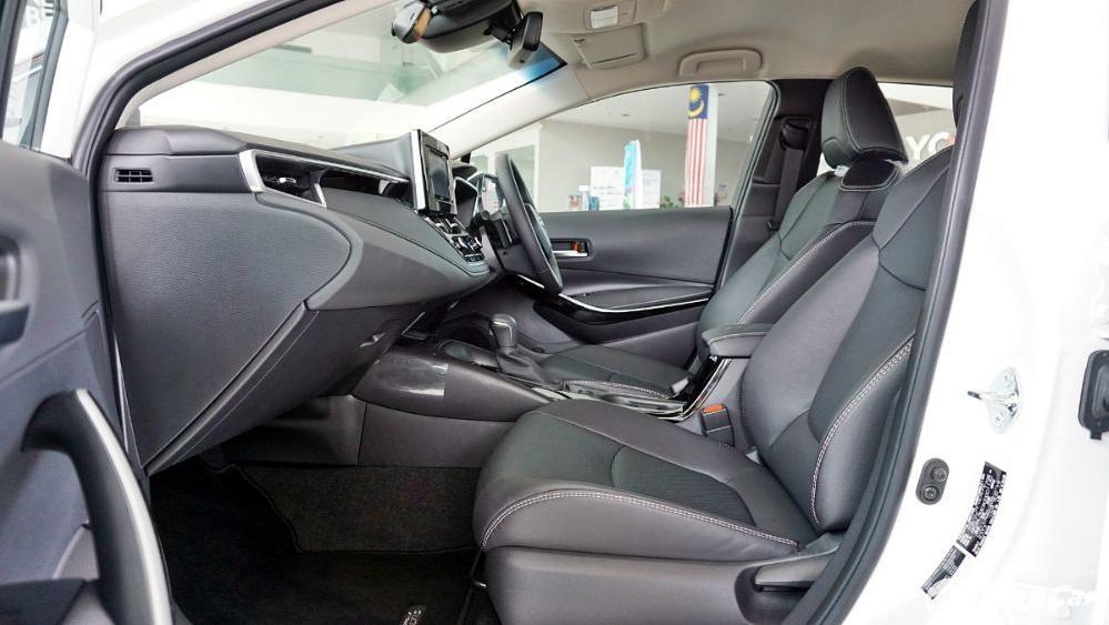 Toyota Corolla Altis 2019 Interior 078