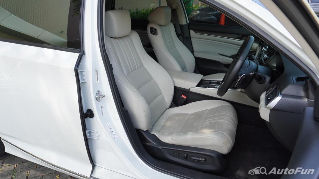 2021 Honda Accord 1.5L Interior 027