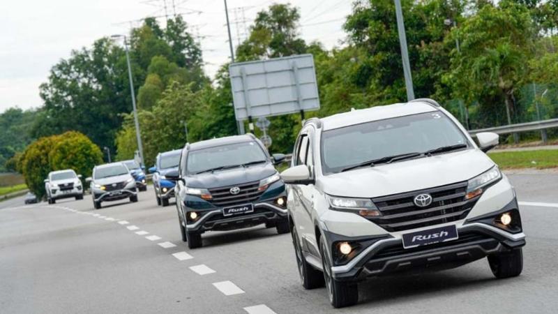 Low SUV Terlaris Maret 2021, Prestasi Mitsubishi Xpander Cross Tak Segemilang Toyota Rush! 02
