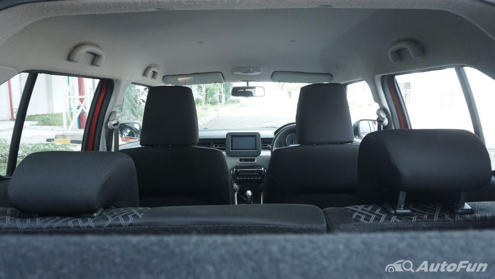 Suzuki Ignis GX AGS Interior 040