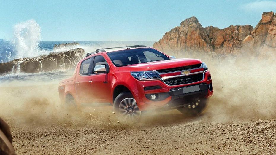 Chevrolet Colorado 2019 Exterior 023