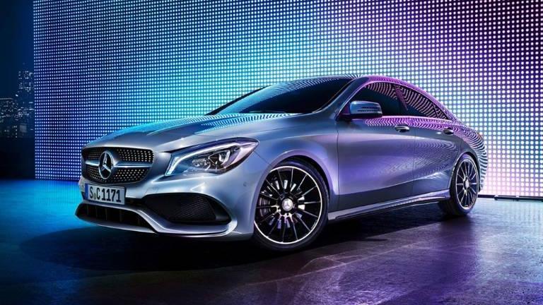 Mercedes-Benz CLA-Class 2019 Exterior 001