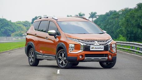 Mitsubishi Xpander Cross 2020 Premium Package AT Daftar Harga, Gambar, Spesifikasi, Promo, FAQ, Review & Berita di Indonesia | Autofun