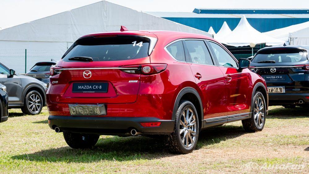 Mazda CX 8 2019 Exterior 005