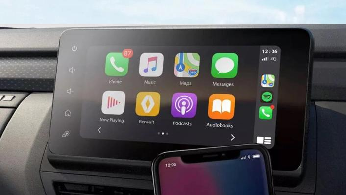 2021 Renault Kiger RXL Upcoming Version Interior 004