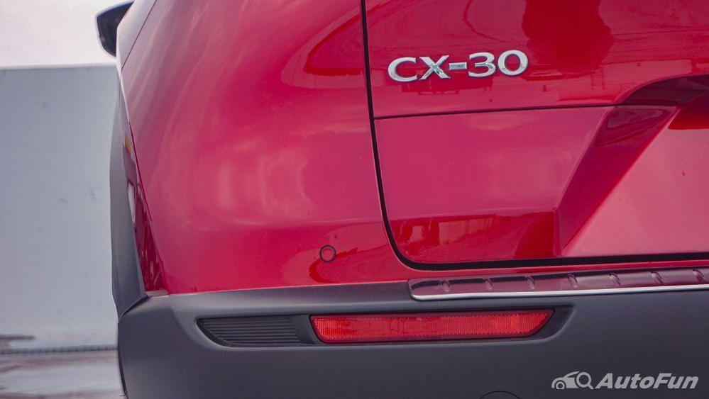 Mazda CX 30 GT Exterior 031
