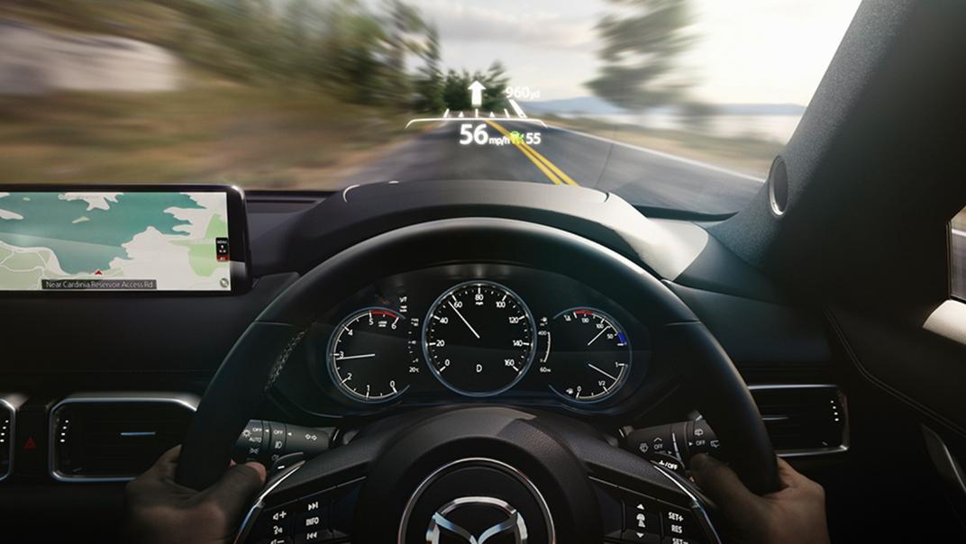 2021 Mazda CX 5 GT Interior 006