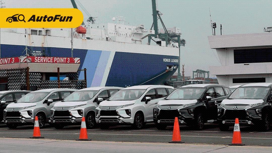 MitsubishiPerkuat Industri Manufaktur di Indonesia dengan Produksi Xpander Hybrid dan Ekspor 01