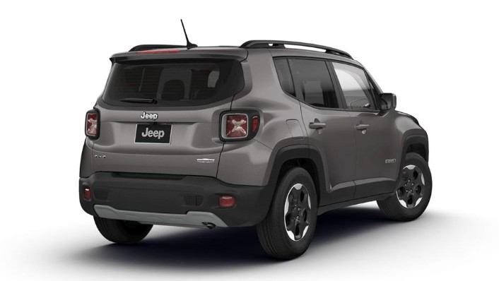 Jeep Renegade 2019 Exterior 008