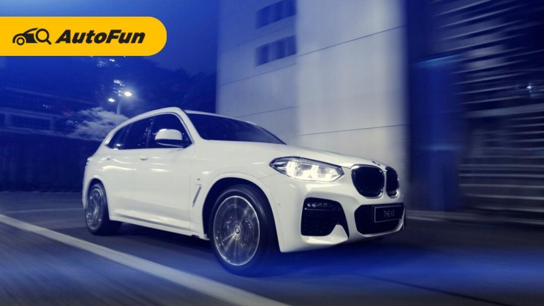 Titisan BMW M, Varian Baru BMW X3 xDrive30i M Sport Punya Mesin Paling Perkasa 01