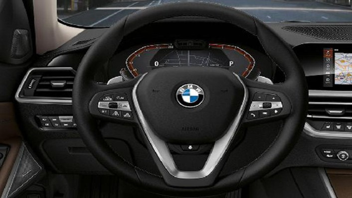 BMW 3 Series Sedan 2019 Interior 004