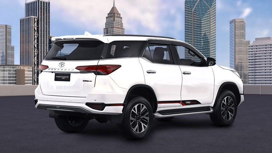 Toyota Fortuner 2019 Exterior 033