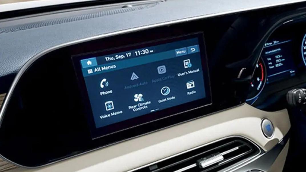 2021 Hyundai Palisade Interior 003