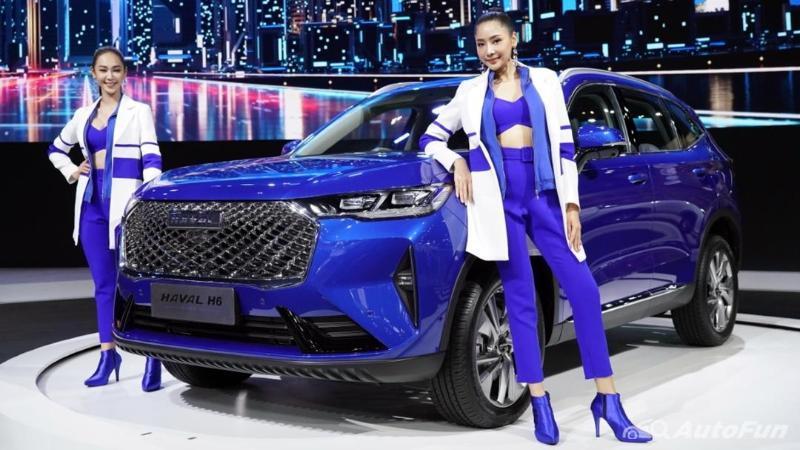 Haval H6 Hybrid Siap Lawan Wuling Almaz RS dan DFSK Glory i-Auto, Perang SUV China Bikin Pabrikan Jepang Panas Dingin 01