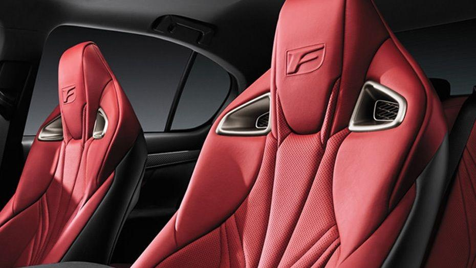 Lexus GS 2019 Interior 005