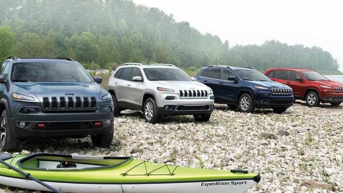 Jeep Cherokee 2019 Exterior 006