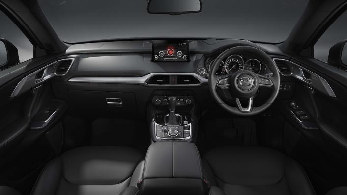 2021 Mazda CX 9 Interior 002