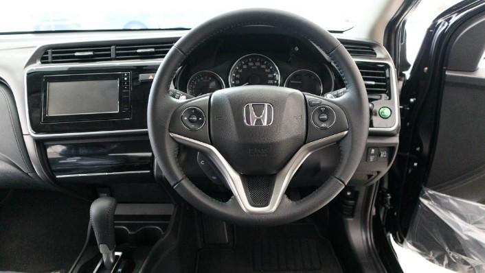 Honda City 2019 Interior 005