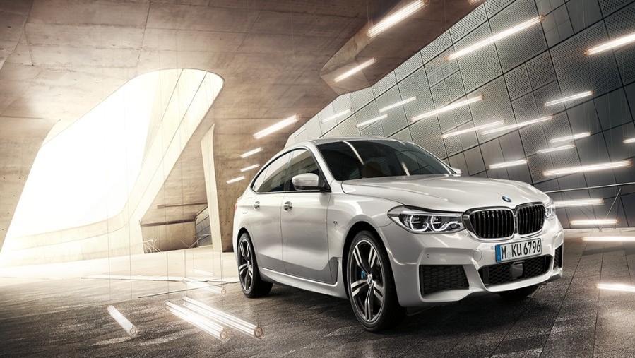 BMW 6 Series Gran Turismo 2019 Exterior 005
