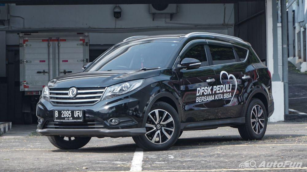 Overview Mobil: Mengetahui daftar harga terbaru dari DFSK Glory 580 1.8L CVT Luxury 01