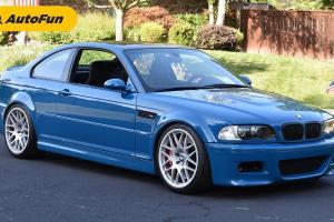BMW E46 akhirnya hadir, dan masih populer sampai sekarang!