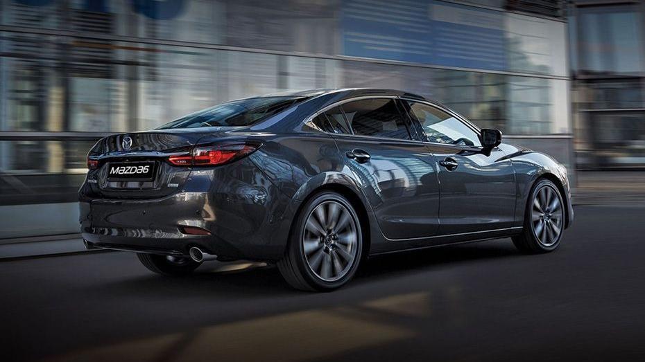 Mazda 6 2019 Exterior 005