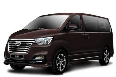 Hyundai H1 2.5L CRDi Elegance